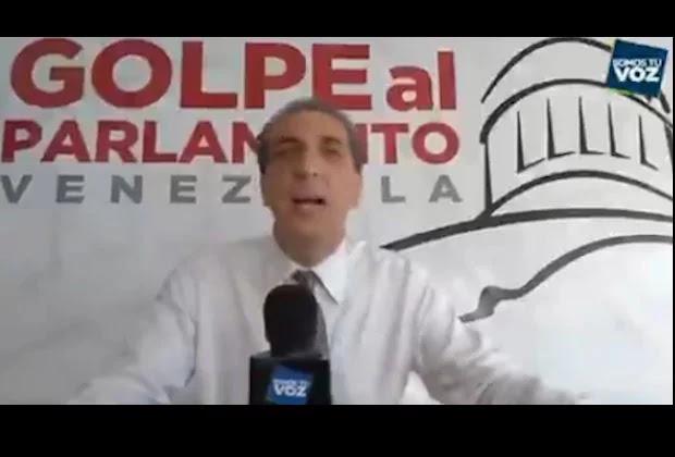Biagio Pilieri: Ese diálogo en Barbados no ayuda al cese de la usurpación