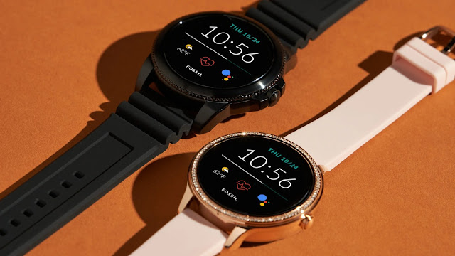 Smartwatch Fossil Gen 5E