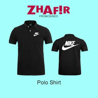 Cetak Kaos Polo Shirt