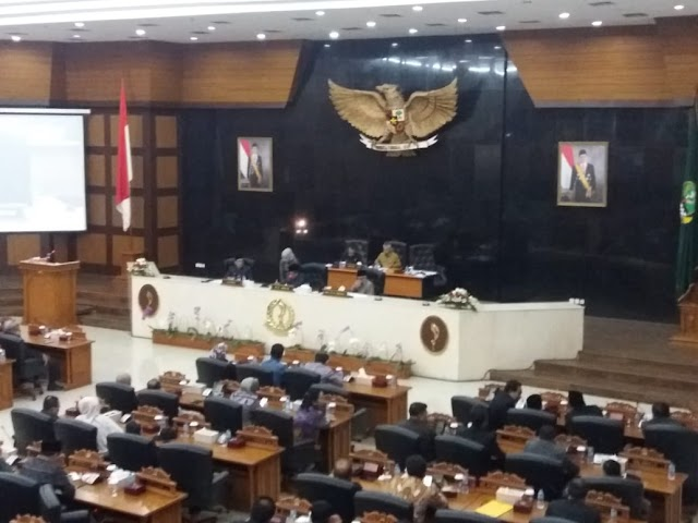 DPRD Jabar Setujui Usulan Penambahan Pimpinan Dewan