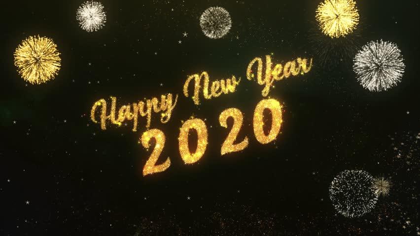 Advance Frohes Neues Jahr 2020