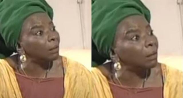 Veteran Nollywood Actress, Louisa Nwobodo Is Dead