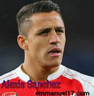 Wenger: Thierry Henry and Alexis Sanchez are born be strikers