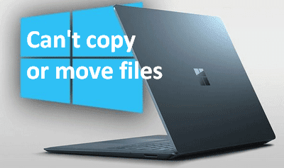 Solve File Access Denied Error Windows 10