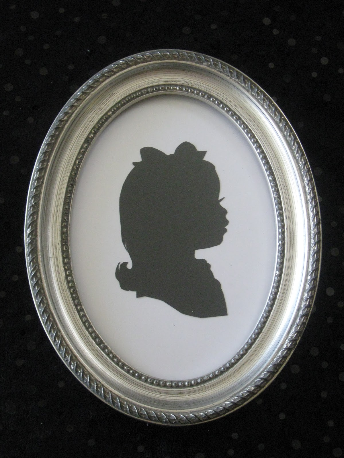 Paperportraitscom Gold And Silver Wood Oval Frames