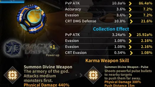 Lucid Adventure: Idle RPG - Tempest Karma Weapon 2
