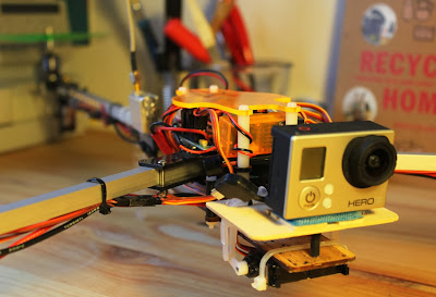How to set up your multicopter for FPV