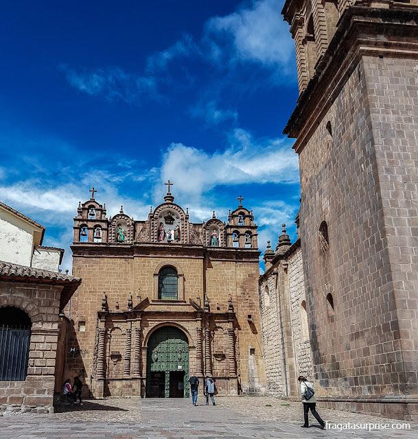 Cusco, Peru, Igreja da Sagrada Família/Catedral