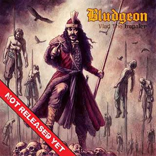 """Ο δίσκος των Bludgeon """"Vlad The Impaler"""""""