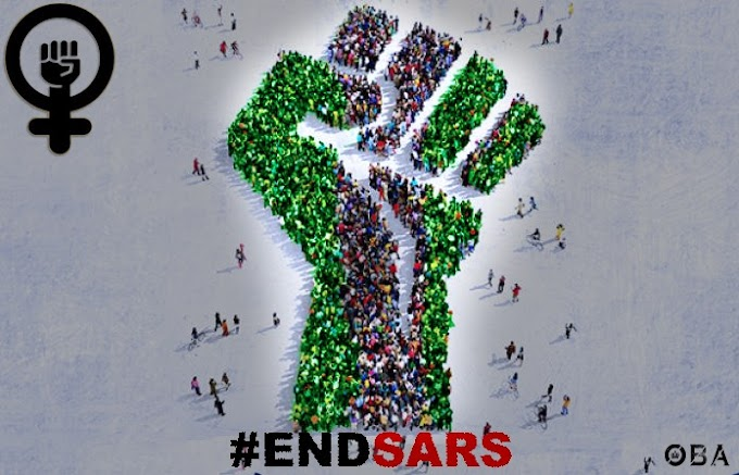 #EndSars Protests Spread Across Nigeria Like Wildfire (Photos)