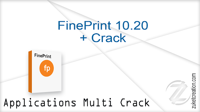 FinePrint 10.20 + Crack