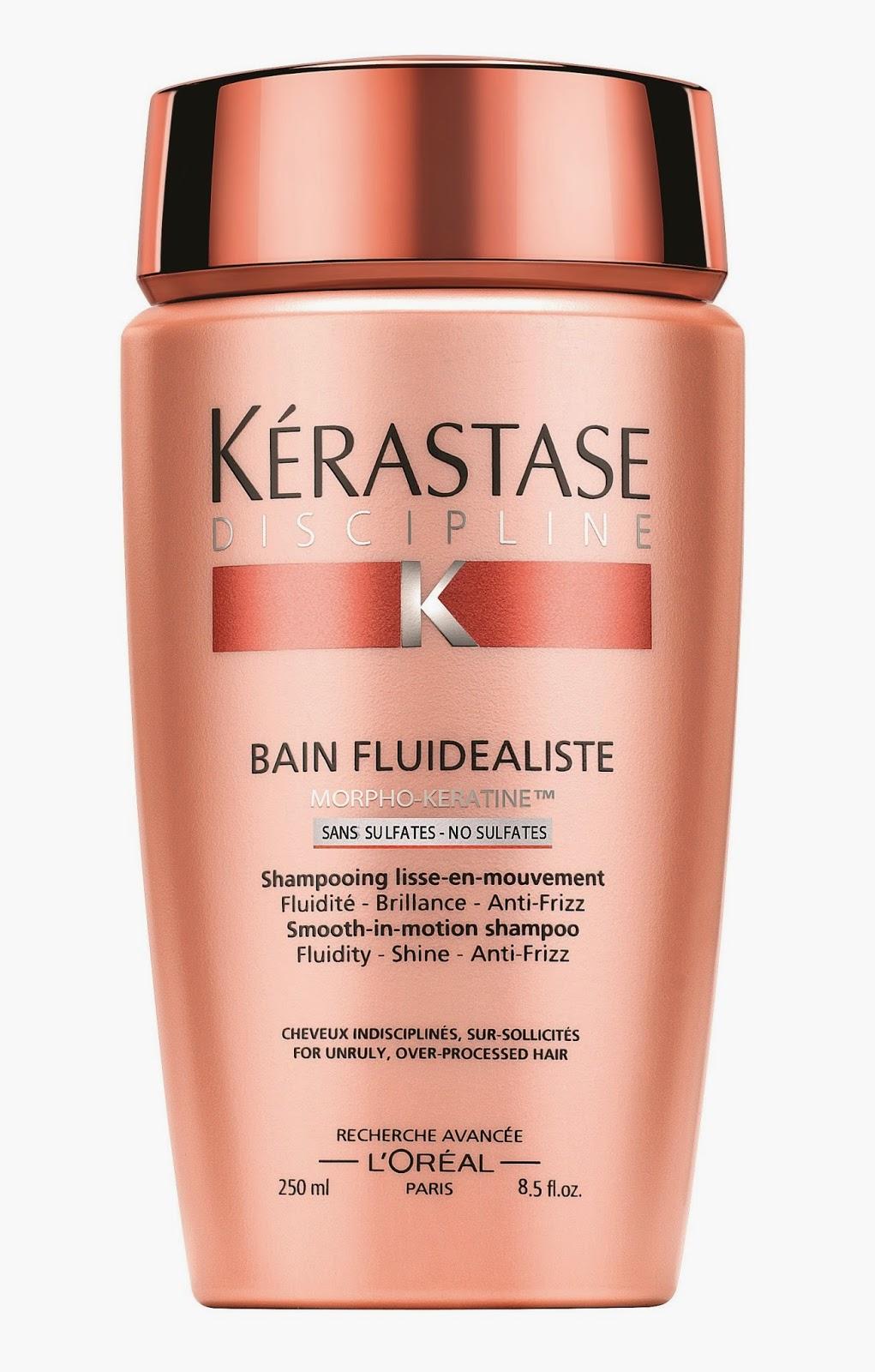 Bain  Fluidealiste sin sulfato Kérastase