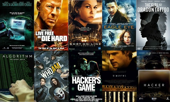 සුපිරිම Hacker චිත්රපට 10ක්...! (සිංහල උපසිරැසි සමඟ)