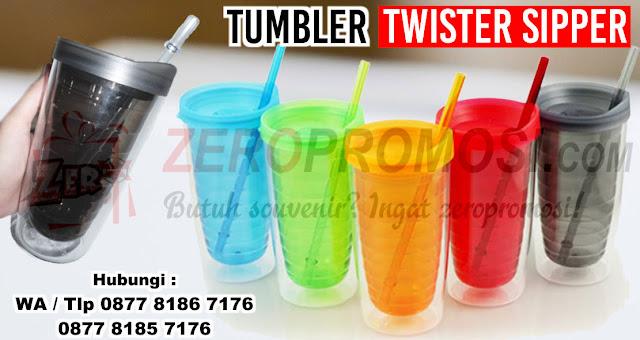 Jual Twister Sipper Tumbler - Kab. Tangerang, Jual TWISTER SIPPER TUMBLER - DKI Jakarta , Twister Sipper Tumbler untuk souvenir dengan custom logo, Jual TWISTER SIPPER TUMBLER, Twister Sipper Tumbler Botol | BOTOL MINUM PROMOSI , Twister Sipper Tumbler, TWISTER SIPPER TUMBLER - Bottle & Cage .
