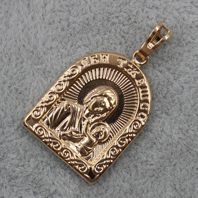 Ладанка позолота Xuping Jewelry 8