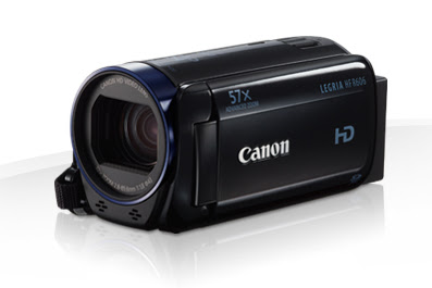 Canon LEGRIA HF R606 Driver Download Windows, Mac