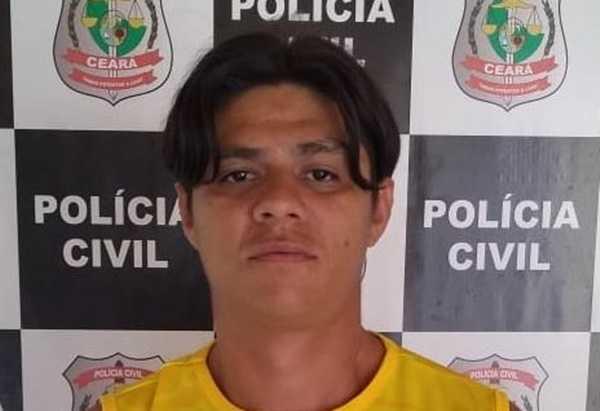 Preso em Aracati-CE acusado de estupro e sequestro