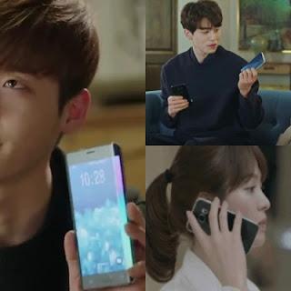 Merek HP yang Dipakai di Drama Korea Terbaru