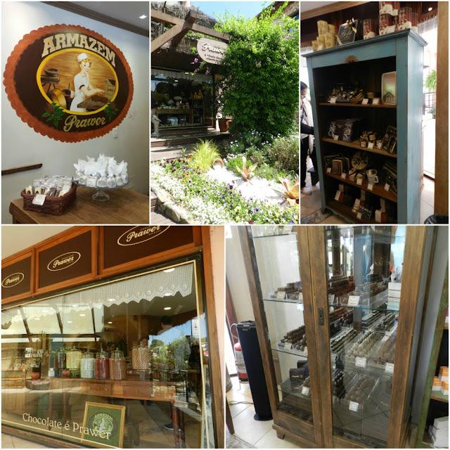 Atrações e lojas de chocolate em Gramado - Prawer