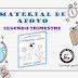 MATERIAL DE APOYO DEL 2DO. TRIMESTRE (DICIEMBRE A MARZO) PARA CUARTO GRADO, ciclo escolar 2020-2021.