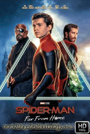 Spider-Man: Lejos De Casa [1080p] [Latino-Ingles] [MEGA]