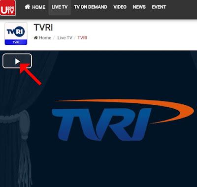 Nonton Live Streaming TV Online TVRI Belajar dari Rumah Program Kemendikbud Hari Ini