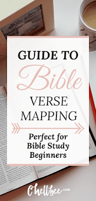 Verse Mapping | Discover these simple tips on Verse Mapping for beginners. These tips will help you to incorporate verse mapping into your Bible study routine. Download your FREE verse mapping bookmark. verse mapping printable | S.o.a.p. bible study | Bible mapping | Bible study notes | How to Read the Bible #versemapping #biblestudy #scripture #faith #freeprintable #Bibleverse