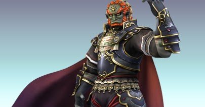 Neko Random A Look Into Video Games Ganondorf Smash Bros