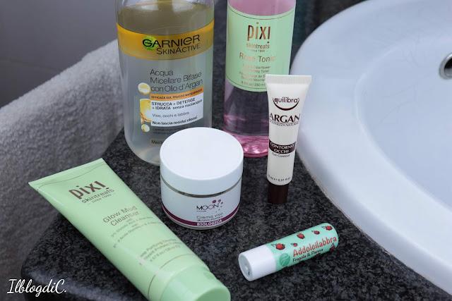 La mia Night Skincare Routine: Marzo 2019!