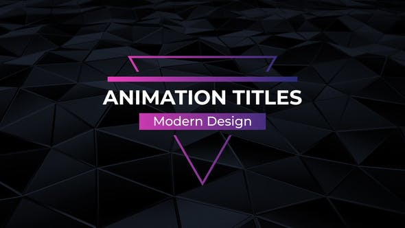 Titles Pack[Videohive][After Effects][22809125]