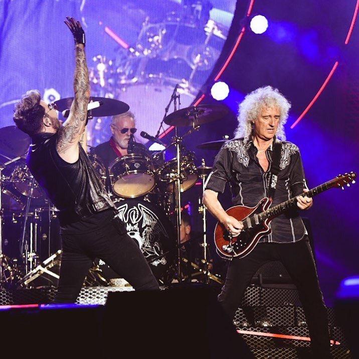 Queen With Adam Lambert Tour Schedule