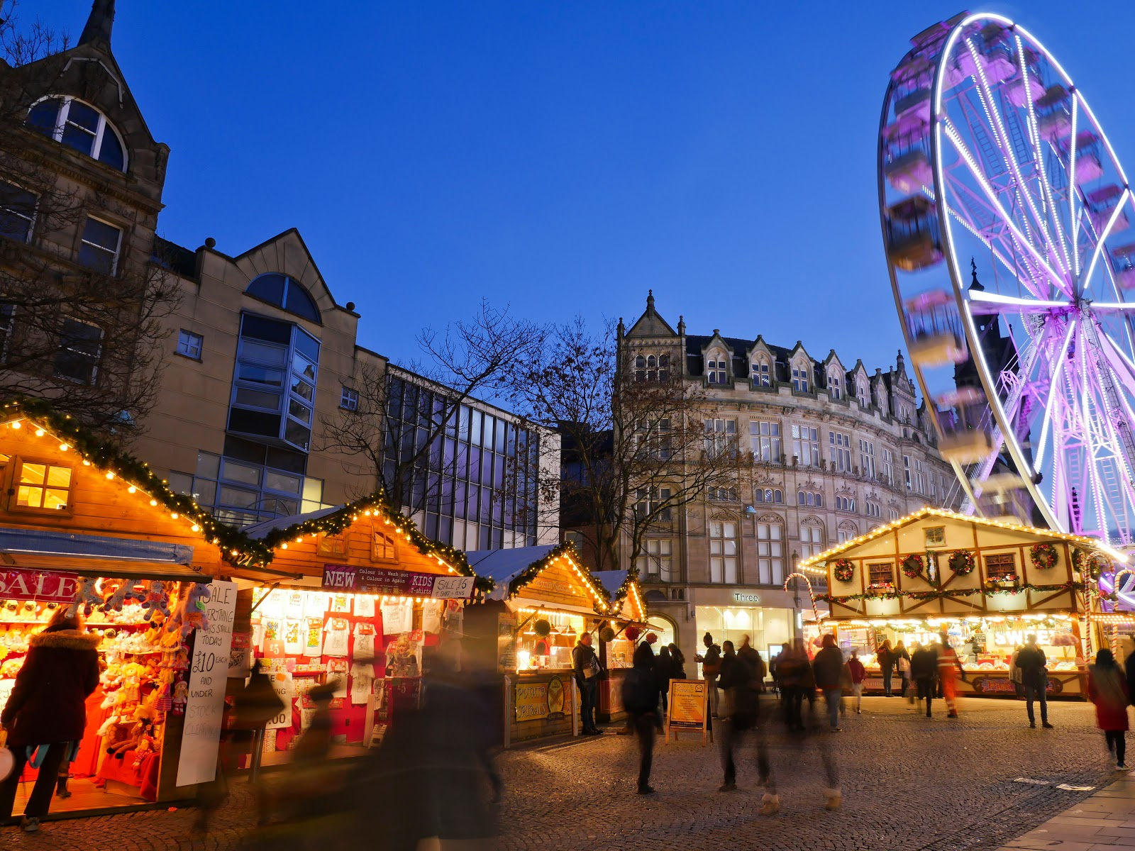 Sheffield Christmas