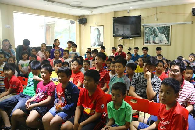 Những lớp học năng khiếu bổ ích cho trẻ trong hè