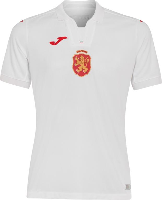 Joma divulga as novas camisas da Bulgária - Show de Camisas a212f3cd6da13