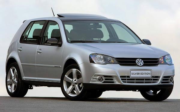 VW Golf Silver Edition 2011