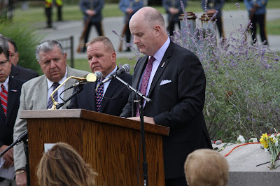 Morris County Holds it's 14th Annual 9/11 Memorial Observance. We Must Never Forget.