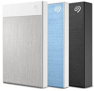 Hardisk External SEAGATE Backup Plus Ultra Touch 1TB