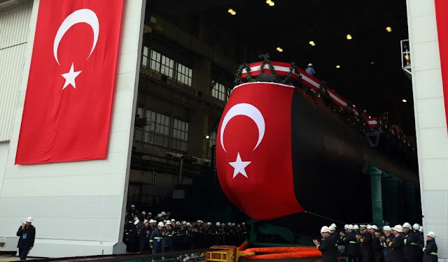 Τα υποβρύχια και οι… μπίζνες είναι οι λόγοι που η Γερμανία δείχνει ανοχή στην Τουρκία!