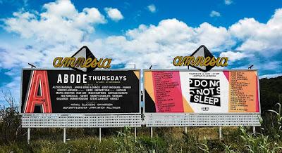 Abode party at Amnesia Ibiza, every thursday