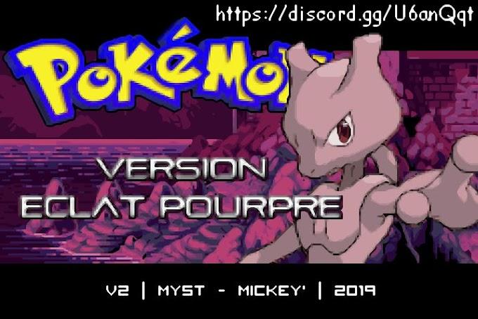 Pokémon Brillo Purpura en Español (GBA)