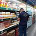 Fiscalização apreende mais de 170 Kg de produtos em supermercado na zona sul