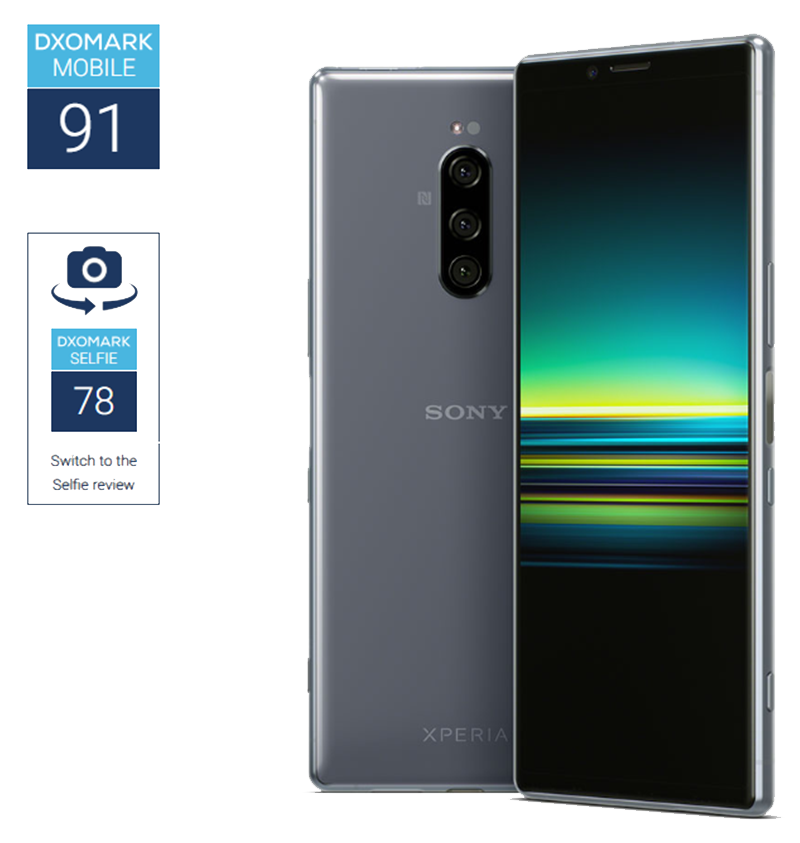 DxOMark: Sony Xperia 1 scores 91 points, on par with ta-dah, POCO F1