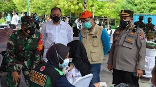 BIN Gelar Vaksinasi untuk Pelajar di Kalimantan Tengah