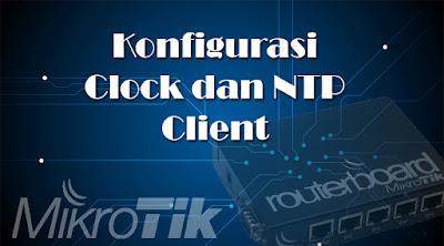 clock dan ntp client