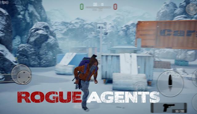 تحميل لعبة Rogue Agents للأندرويد