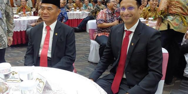 Jokowi Ungkap Alasan Pilih Nadiem Makarim Jadi Mendikbud