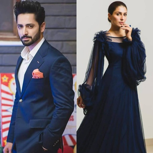 Danish Taimoor and Ayeza Khan Same Dress excellent Clicks 10