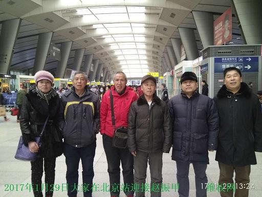 人权捍卫者赵振甲被逮捕,亟需人权律师提供法律援助