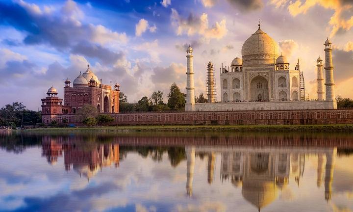 Taj Mahal, Keindahan Mengagumkan dan Pesona yang Misterius