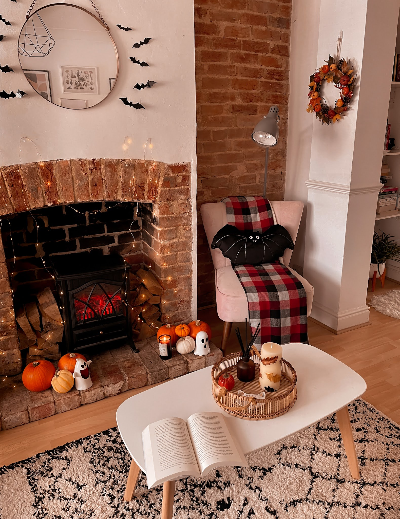 Autumn Fall Home Decor Living Room